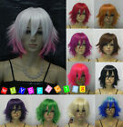 New beautiful OL temperament woman wig ( high temperature ) wigs -11 type NO:235