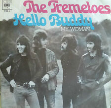 """7"""" 1971 Beat culte dans vg +! the tremeloes: Hello Buddy"""