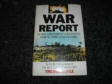War Report: The War Correspondent's View of Battle from Crimea to the...