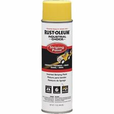CASE/6 RUST-OLEUM  YELLOW STRIPING PAINT*** PARKING LOT MARKER
