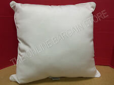 "Frontgate Outdoor Patio Zippered Sofa Throw Pillow Insert & Cover 20"" Sunbrella"