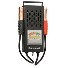 TRADE QUALITY Battery & Charging System Tester 6 VOLT AND 12 VOLT TEST CONDITION