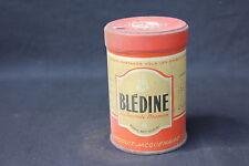P686 Ancienne boite metal Vintage Blédine La seconde maman Jacquemaire farine