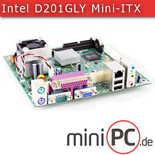 Intel d201gly Mini-ITX scheda madre (con Celeron 1.33ghz CPU) [senza accessori]