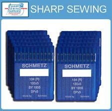 100 SCHMETZ 135X7 14/90 BP LOCKSTITCH NEEDLES 135X5, DPX5, 134 (R)