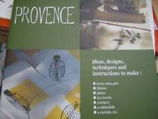 Ideas Books: Provence- Craft Painting Book: Cicadas, Fruits, Olives, Cypresses &