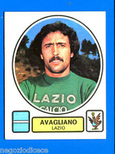 CALCIATORI PANINI 1977-78 - Figurina-Sticker n. 173 - AVAGLIANO - LAZIO -New