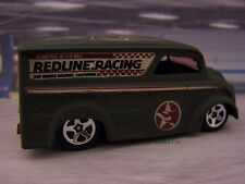 Hot Wheels Divco Dairy delivery Truck Redline Racing fresh from package    W