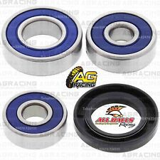 All Balls Rear Wheel Bearings & Seals Kit For Suzuki DRZ 110 2004 Enduro