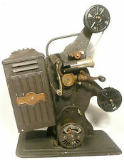 "16mm MOVIEGRAPH * ""PROP"" PROJECTOR  non-working for MOVIE ROOMS, DISPLAY, DINERS"