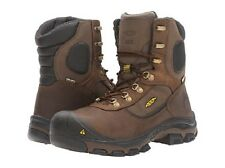 New in box KEEN Utility Men's Leavenworth 400G Waterproof Work Boot Size 14 M