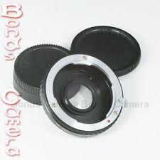 Pentax Pack K LENTE para Nikon F Adaptador Montaje D4 D4S D800 D610 D5300 D7100