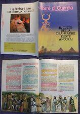 c# LA TORRE DI GUARDIA 1991 GESù GEOVA-DIO-CULTO DEA MADRE-DONNA NELLE SCRITTURE
