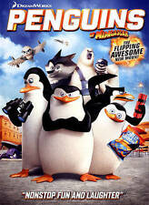 Penguins of Madagascar (DVD, 2015) NEW SEALED
