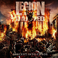 Legion of the Damned Descent into CAOS CD (200695)