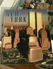Hardcover Book New York Past and Present