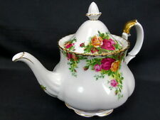 Old Country Roses Grandes Tetera, 8-9 Tazas, 1993-2002, Inglaterra, Royal Albert