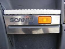 2 pcs.Set Step Decoration For SCANIA R Series Made ​​Of Polished Stainless Steel