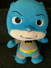 PLAY BY PLAY LITTLE MATES SUPERMAN COMIC HERO PLUSH SOFT TOY  approx 9""
