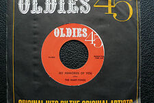 "7"" Harp-Tones/ Faye Adams - My Memories Of You/ Shake A Hand - US Oldies 45"