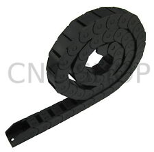 15X15 EASY OPEN CABLE CARRIER DRAG CHAIN WIRE FLEX PLASTIC TOW LINE DIY CNC