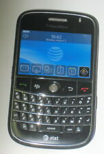 BlackBerry Bold 9000 - 1GB - Black (AT&T) Smartphone (PRD-12528-103)