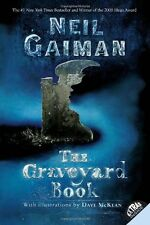 The Graveyard Book by Neil Gaiman, (Paperback), HarperCollins , New, Free Shippi