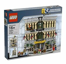 Lego 10211 Grand Emporium 2182 pieces RETIRED!! NIB!