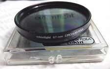 Genuine France 67mm Cokin Circular Pola Polarizing Lens Filter 67 mm CPL P-CL