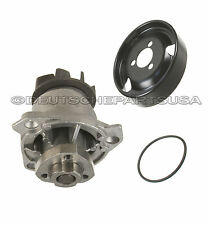 AUDI TT A3 VW GOLF TOUAREG JETTA 2.8 3.2 V6 WATER PUMP 022121011 + PULLEY SET 3
