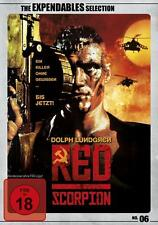 Red Scorpion The Expendables Selection Dolph Lundgren  FSK18 DVD (H) 3207