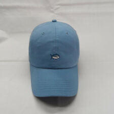 Southern Tide Small Single Fish EMB Hat Cap $25 Lite Blue L