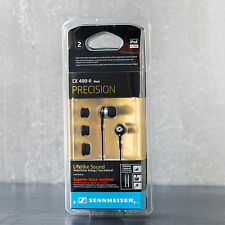 CX 400 II BLACK Precision In-Ear Earphones  Headset Headphones