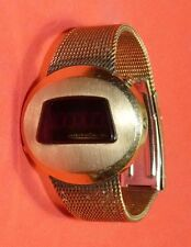 Jaeger LeCoultre LED Space Age RARE Vintage Men's Watch Jaeger lecoultre