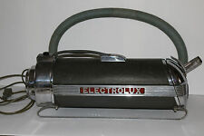 Vintage Electrolux, beautiful chrome, vacuum clean w/ good hose WORKS GREAT!