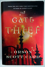 The Gate Thief Mither Mages Book 2 by Orson Scott Card HC/DJ 1st/1st 2013