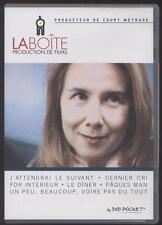 DVD LA BOITE 6 COURTS METRAGES NEUF SANS BLISTER CAR TROP DESOLIDARISE