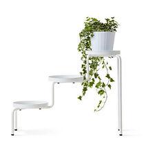 IKEA PS 2014 Piedistallo per piante, bianco interno esterno, bianco