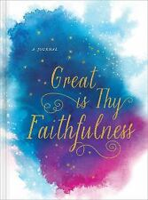 Signature Journals: Great Is Thy Faithfulness by Ellie Claire (2016, Hardcover)