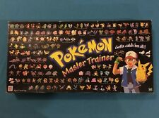 1999 Pokemon Master Trainer Board Game - 100% Complete - Free Shipping! LOOK!