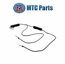 NEW Auxiliary Fan Resistor MTC 67-32-8-371-873 BMW E38 E39 740i 740iL 750iL 525i