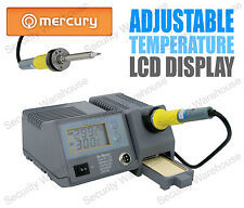 Professional 48W LCD Display DIGITAL SOLDERING IRON STATION Temperature Control