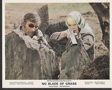 Nigel Davenport Jean Wallace No Blade of Grass 1970 original movie photo 16247