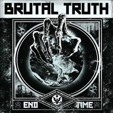 End Time * by Brutal Truth (CD, Sep-2011, Relapse Records (USA))