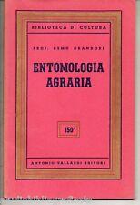Grandori R.; ENTOMOLOGIA AGRARIA ; Vallardi 1954