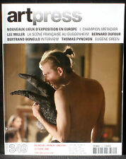 Art press 349 : Lee Miller, Bernard Dufour, Bertrand Bonello, Thomas Pynchon