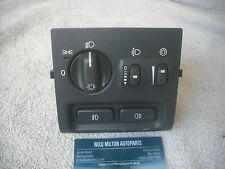 VOLVO V40 S40 2000-2004  HEADLIGHT HEADLAMP FRONT AND REAR FOG LIGHT SWITCHES