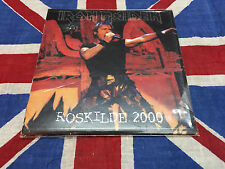 "IRON MAIDEN -  "" ROSKILDE 2000 "" THE SOUNDBOARD LINE CD SILVER CD VERY RARE"