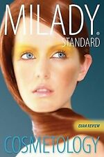 Milady Standard Cosmetology Text Book & the Exam Review