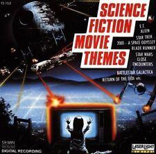 Science Fiction Movie Themes E.T. ALLIEN STAR TREK STAR WARS BLADE RUNNER ovp